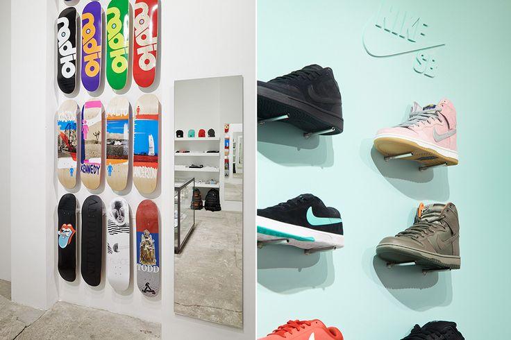 The Civilist/Nike SB Store Opens Today | Highsnobiety