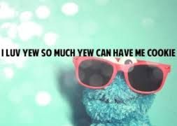 104 Best Cookie Monster Images On Pinterest