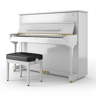 Υψηλή ποιότητα ήχου, κορυφαία απόκριση και αίσθηση, σταθερότητα στην ερμηνεία και σχεδιαστική καινοτομία , Όρθια Πιάνα - Μουσικά Όργανα, Steinway & Sons,2 Χρόνια Εγγύηση