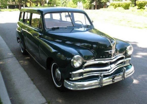 1950 Plymouth Suburban Wagon In 2020 Plymouth Cars Wagon Plymouth