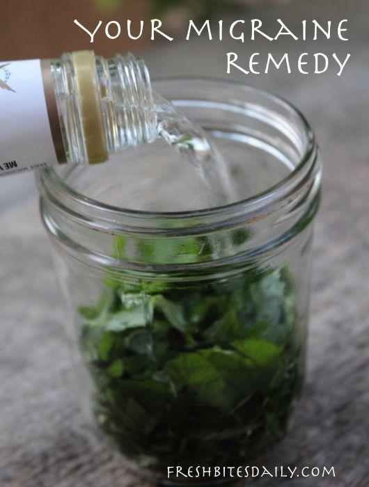 A Simple  Inexpensive Herbal Tincture (migraine relief)Linda Knox