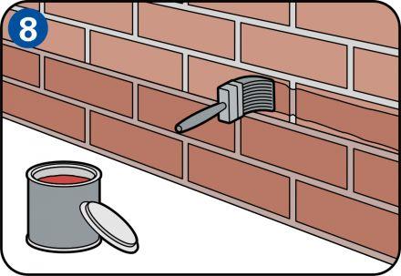 Bij het verven van buitenmuren komt veel kijken. Leer stap-voor-stap hoe je het zelf je buitenmuur kunt schilderen.