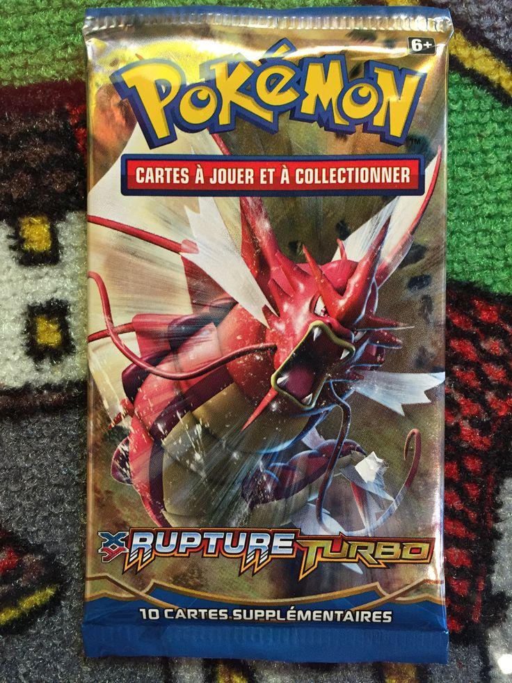 En Français, Pokémon, Cartes FR Rupture Turbo, paquet de 10, 6.99$. Disponible dans la boutique St-Sauveur (Laurentides) Boîte à Surprises, ou en ligne sur www.laboiteasurprises.ca ... sur notre catalogue de jouets en ligne, Livraison possible dans tout le Québec($) 450-240-0007 info@laboiteasurprisesdenicolas.ca