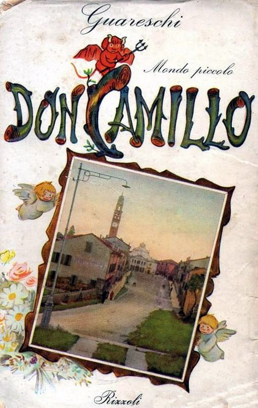 Giovannino Guareschi, Don Camillo, 1948