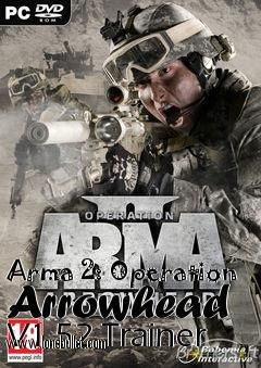 Hi fellow Arma 2 Operation Arrowhead fan! You can download Arma 2 Operation Arrowhead V1.52 Trainer for free from LoneBullet - http://www.lonebullet.com/trainers/download-arma-2-operation-arrowhead-v152-trainer-free-442.htm which has links for resume support so you can download on slow internet like me