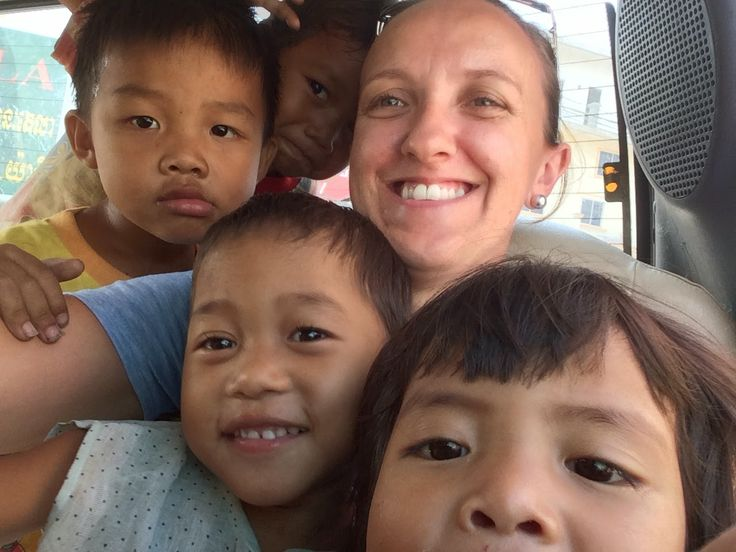 It's time...: volunteering in Cambodia