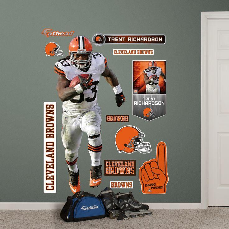 Trent Richardson - No. 33, Cleveland Browns