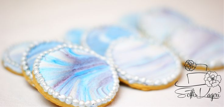 Marbled sugar cookies Soffi's Kageri