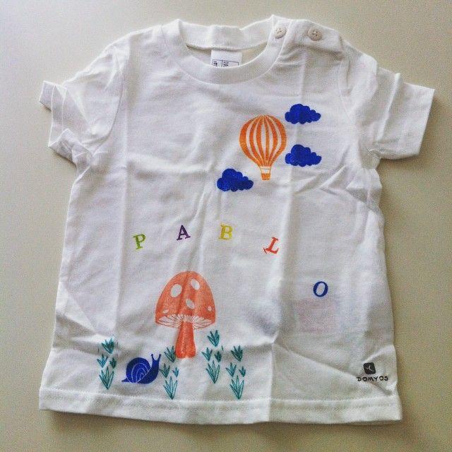 Camiseta para pablo