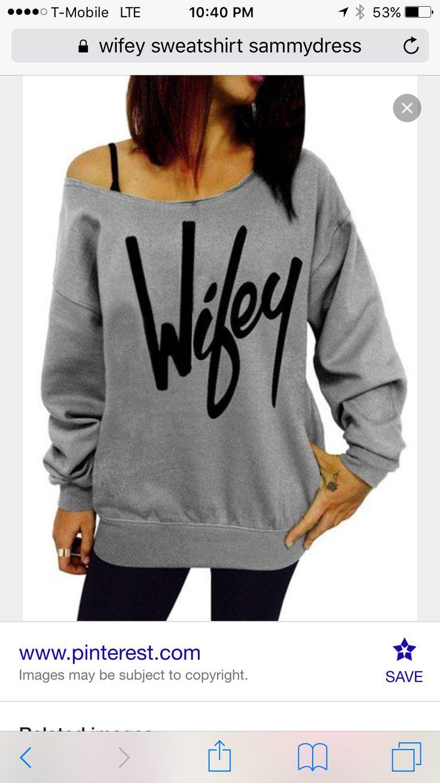 Wifey Shirt Sammy Dress