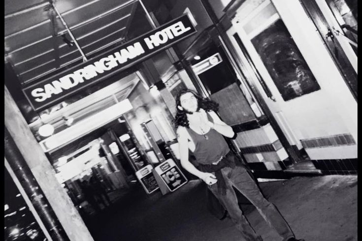 Remembering the heydey of The Sandringham Hotel, one of Sydney's most infamous live music venues.