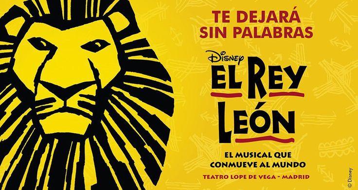 el rey león madrid - Buscar con Google