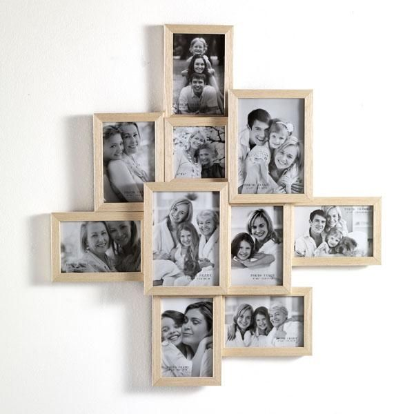 Portafotografie legno massello