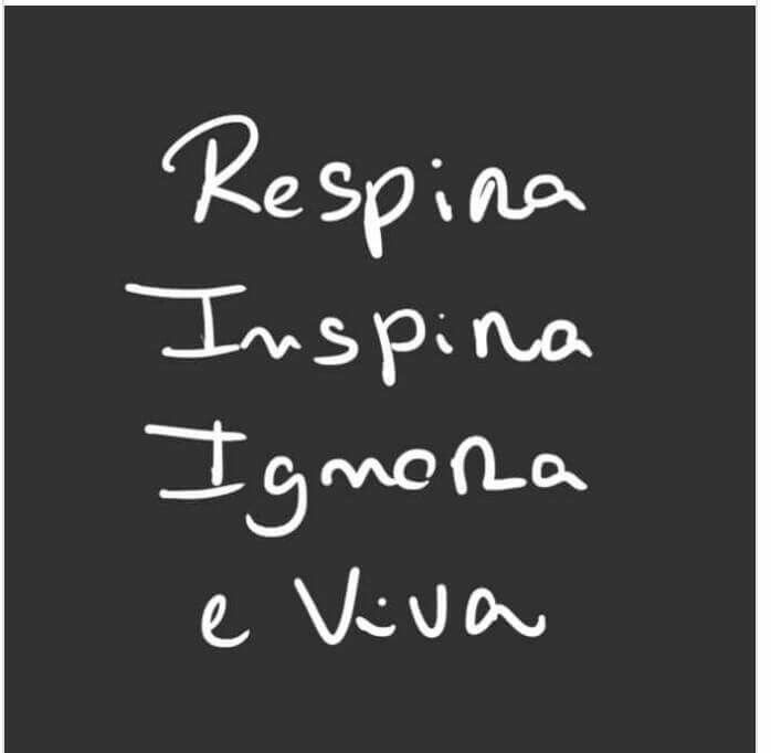 Esse é o meu lema.