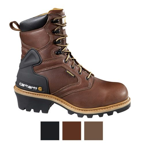 Men's Carhartt Steel Toe Boots « Construction Gear Guru Blog