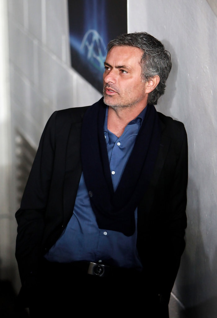"""June 7, 2013 - JOSE Mourinho has been described as mixing the """"suaveness of Cary Grant"""" with """"blokeish nonchalance."""""""