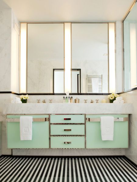 Light Green Bathroom Glamorous Design Inspiration