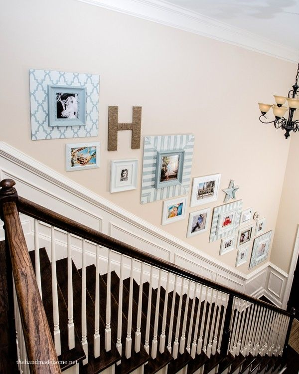 Stairway Wall Decorating Ideas top 25+ best staircase pictures ideas on pinterest | pictures on