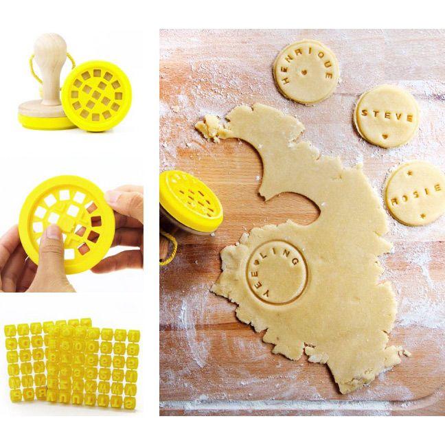 customizedcookie.jpg - Kakstämpel DIY egen text - Heminredning på nätet hos Inreda.com