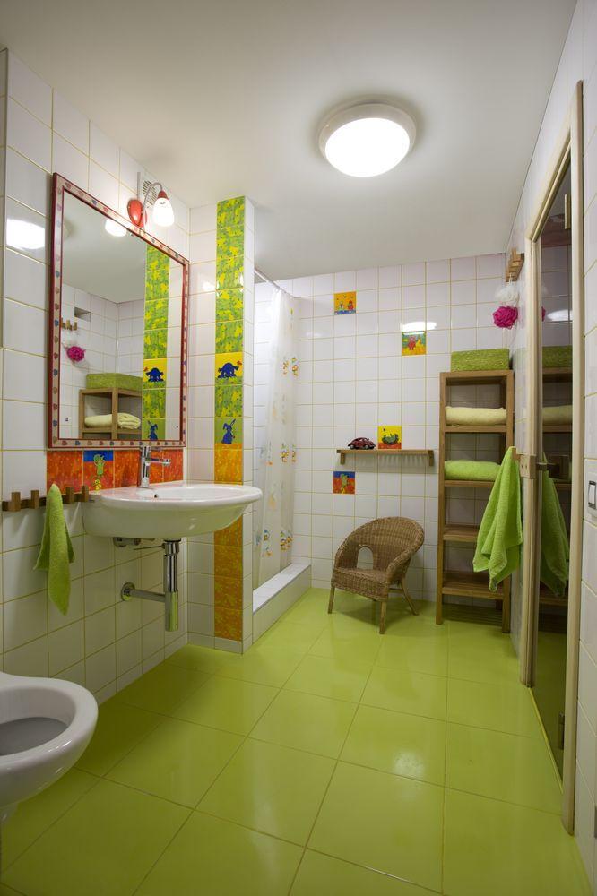 #ванная #детская #дизайнинтерьера