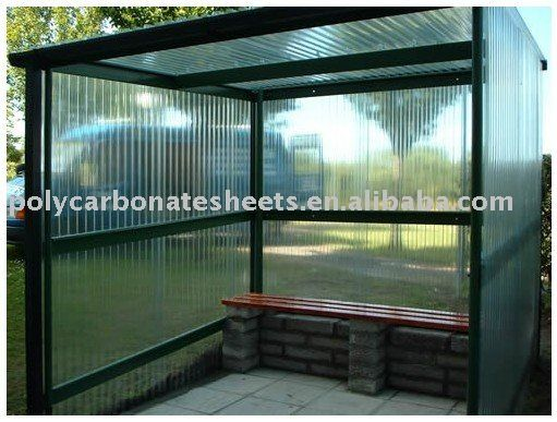 Polycarbonate Plastic Roof Panels View Plastic Roof