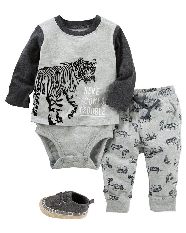 Baby Boy OKF17JUNBABY15   OshKosh.com