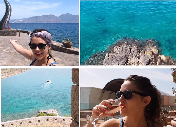 "Amy from The Little Magpie ""apolamvanei"" (enjoys!) her time at Blue Palace, a Luxury Collection Resort & Spa, Elounda! #Spinalonga #AgiosNikolaos #DiscoverCrete #DiscoverGreece.com http://lux.ht/1TkZdnS"