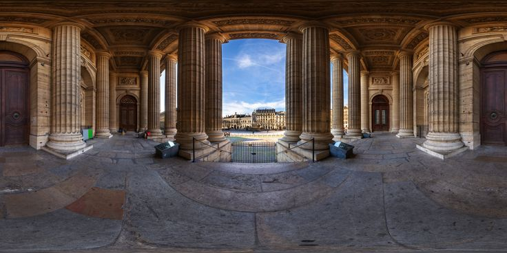 https://flic.kr/p/Dg735Q | Paris | Immersion View  I have posted a tutorial of my workflow here: Pano Workflow