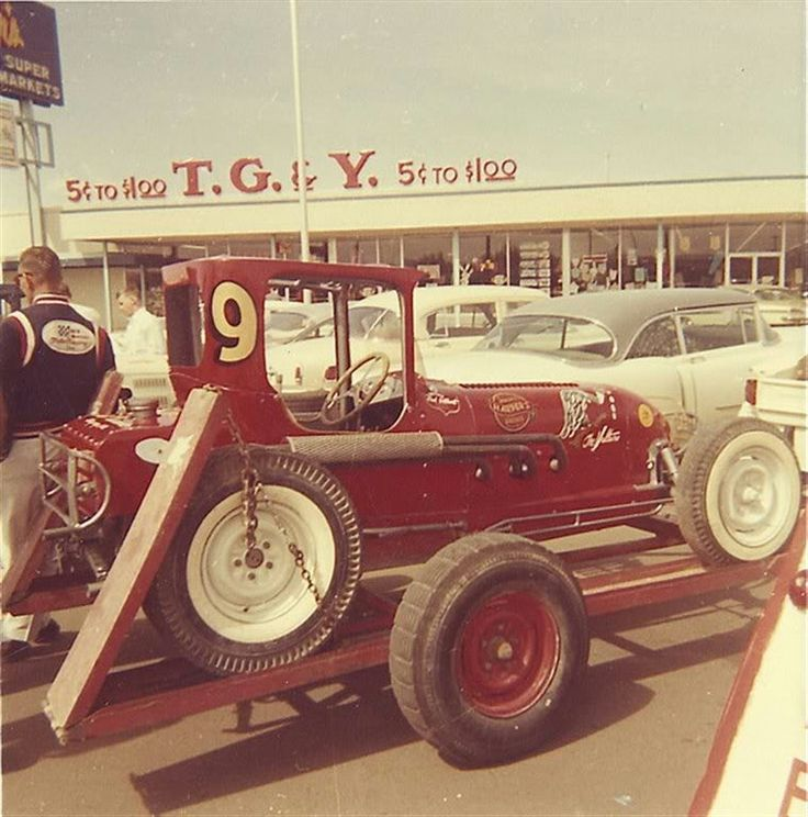 Pin by Kenny Saur on Sprints /Midgets Racing photos, Old