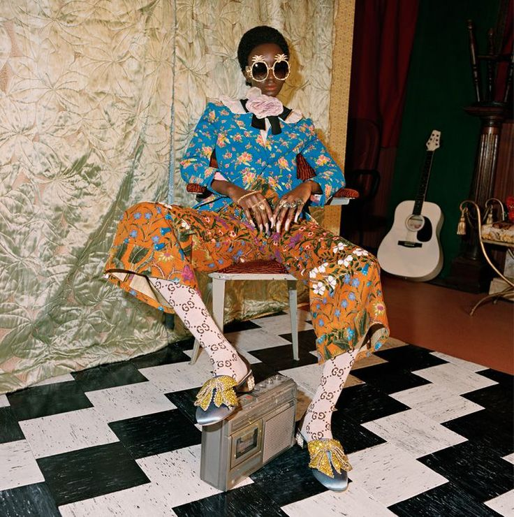 'SOUL SCENE': GUCCI (PRE-FALL) CAMPAIGN BY GLEN LUCHFORD | your First Source for Fashion, Music, Art, Culture, Design, Content, Communication and Creation