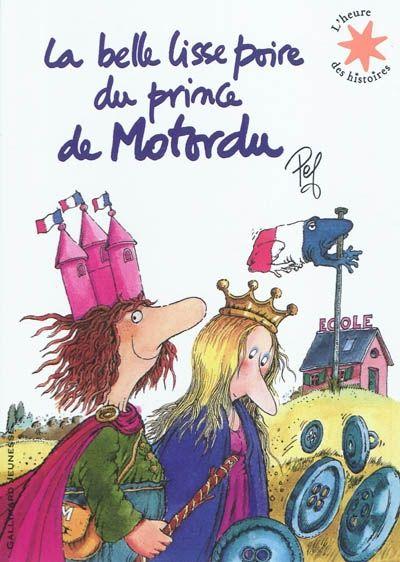 PEF un auteur absolument hilarant pour faire aimer la lecture et les jeux de mots aux enfants... L'univers de PEF vaut le détour!