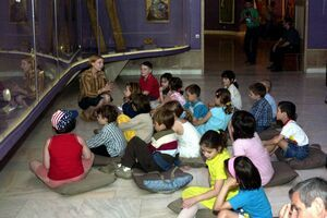 Caravana Muzeelor pentru copiii din şcoli şi grădiniţe, la muzeele din Capitală