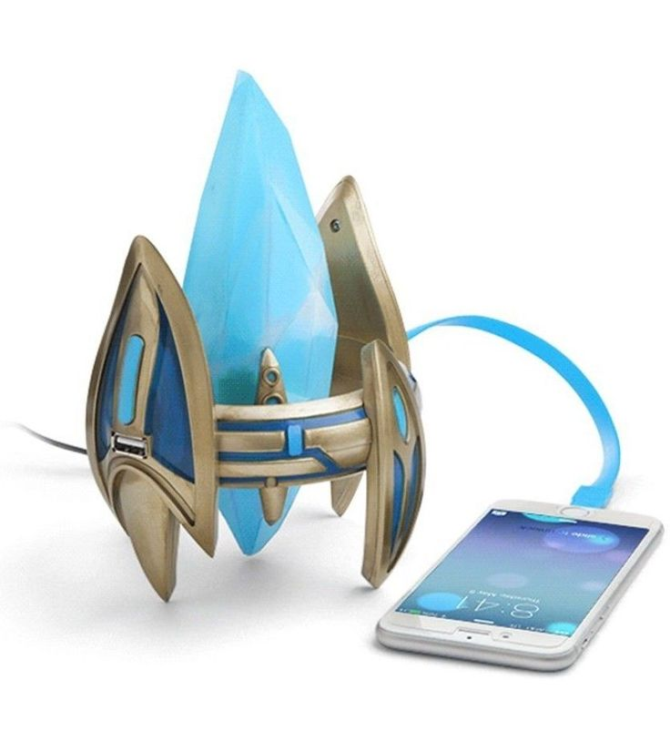 StarCraft II Legacy of the Void Protoss Pylon USB Charger Station Blizzcon | Video Games & Consoles, Video Game Merchandise | eBay!
