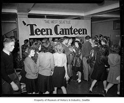 Teen Canteen 77