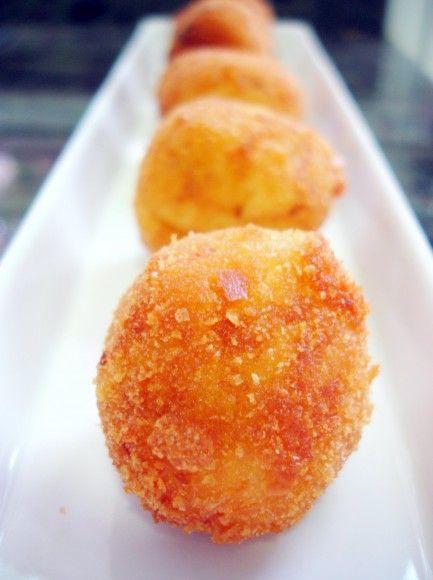 Croquetas de Pollo Caseras | zelfgemaakte kipkroketten met ei.