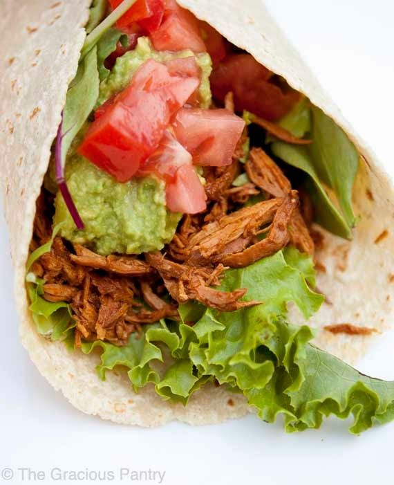 Where To Buy Shakeology   Shakeology Cleanse   Beachbody 21 Day Fix: Clean Eating Slow Cooker BBQ Chicken Soft Tacos