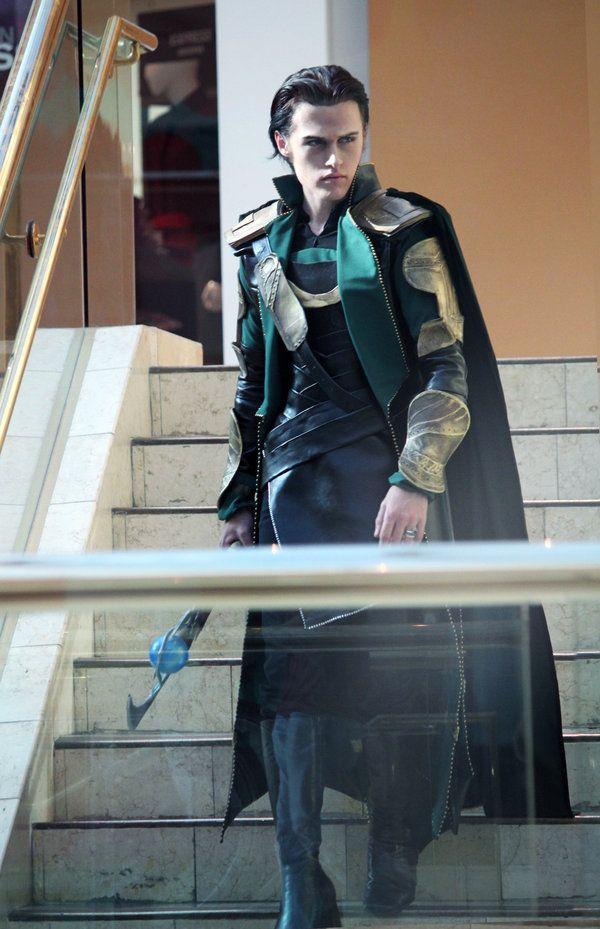Loki Cosplay ● Marvel Comics