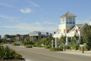 Seaside, Florida: Beach Houses, Beaches Houses