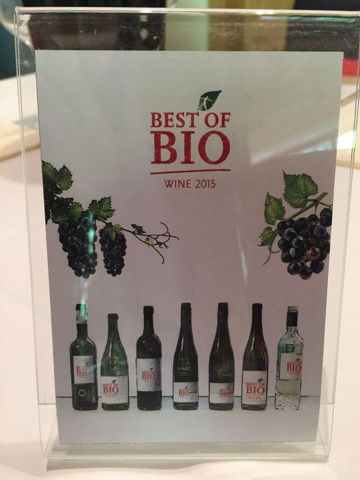 Über 400 Weine stellten sich der Verkostung beim #BestofBio wine Verkostungswochenende im Hoteldorf Grüner Baum. #biohotels