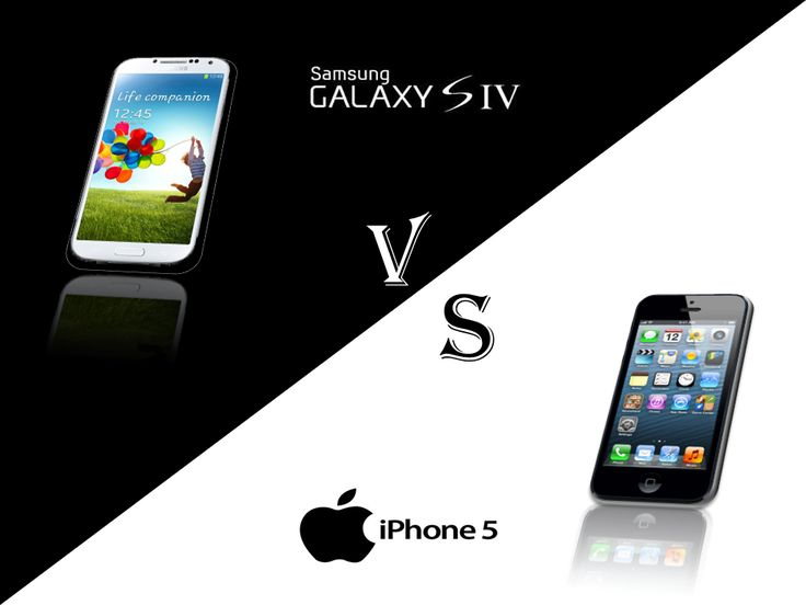 Reviews and comparisons about Galaxy S4 and Apple iPhone 5 reveal that, iPhone shall be picked if you have no plan to experience the latest technology. Else you must go for the Galaxy S4, which means the Samsung Galaxy S4 is the latest among the available mobile phones