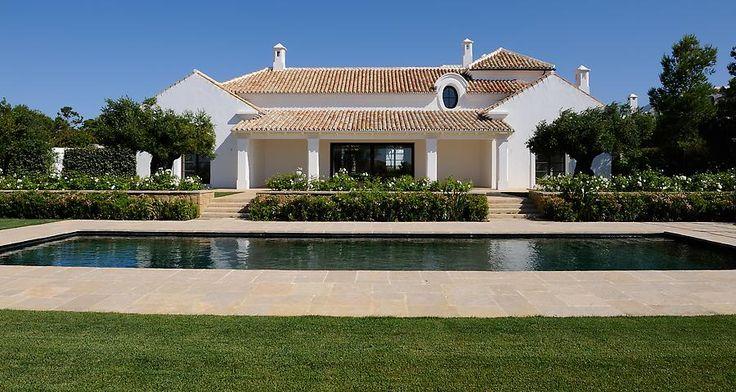 Finca cortesin casares m laga spain real estate pinterest - Malaga real estate ...