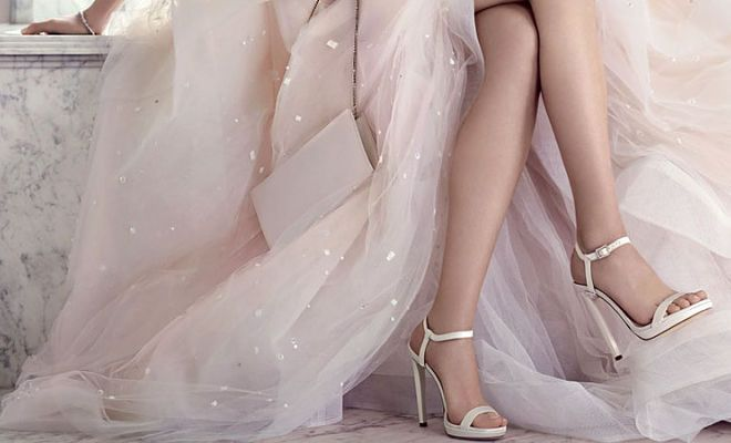 ¿Sabes cuáles son los zapatos de novia del momento? En #elrincondemoda te contamos las tendencias para las novias más modernas. #bodas