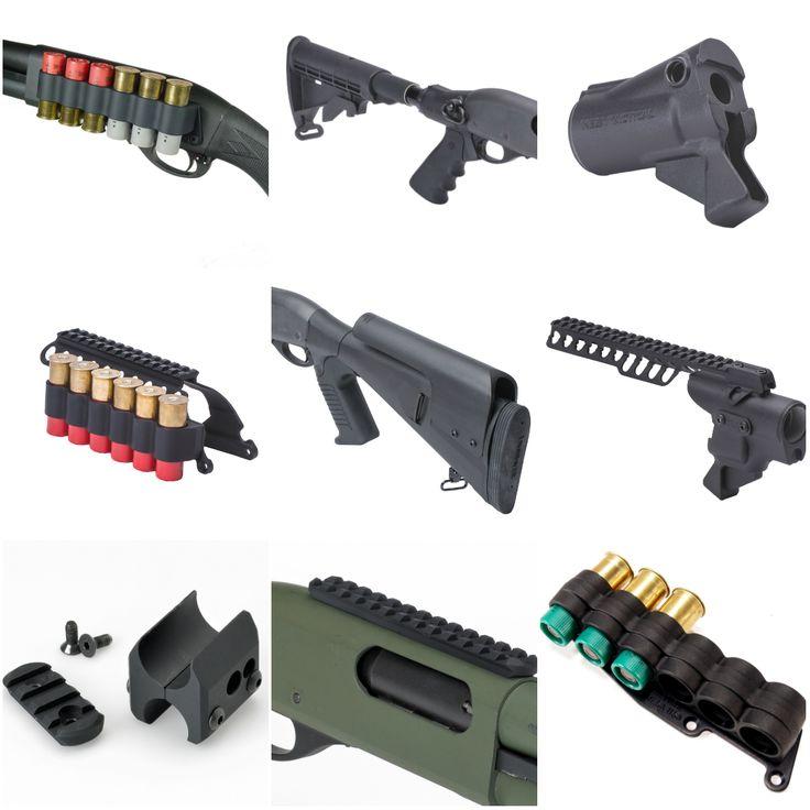 Remington Shotgun Accessories by Mesa Tactical.