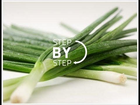 Green Onions, Scallions, What is Green Onion? What are Scallions? How to...