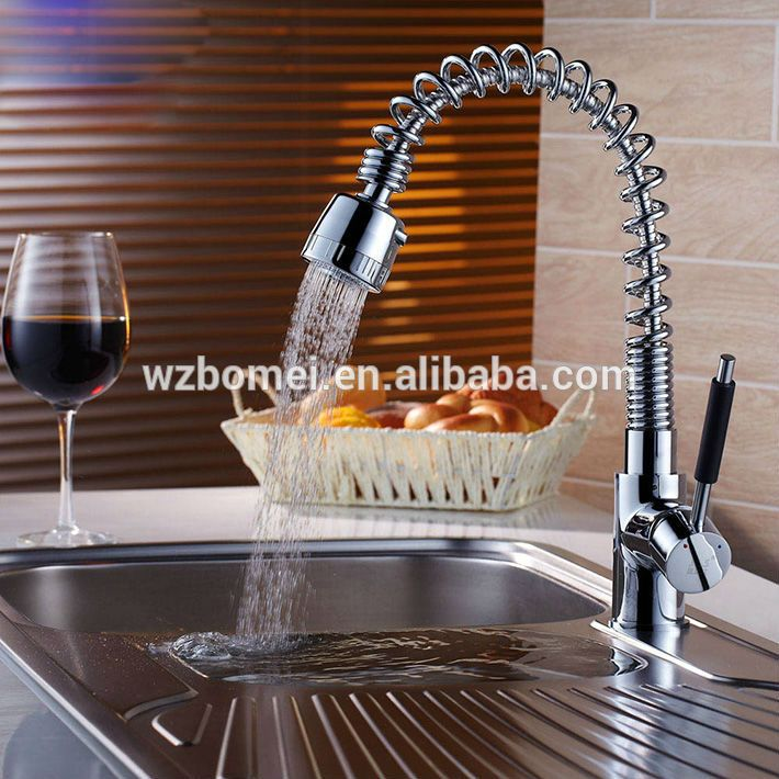 Upc Spring Pull Out Kitchen Faucet Photo, Detailed about Upc Spring Pull Out Kitchen Faucet Picture on Alibaba.com.