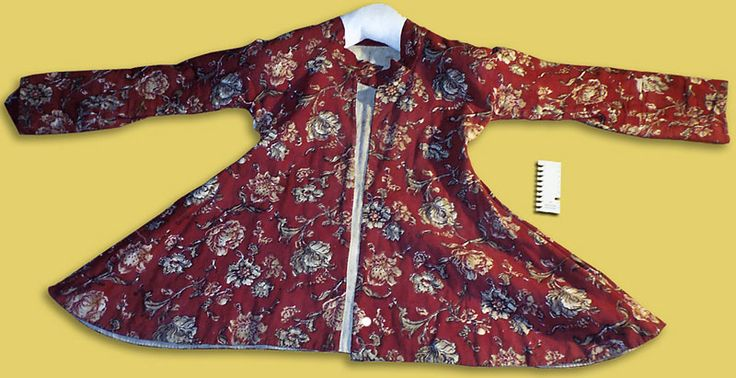 A Fashionable Frolick: Online 18th Century Patterns in Unexpected Places