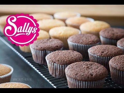 Muffins Grundrezept - mein Lieblingsrezept / Cake Basics - YouTube
