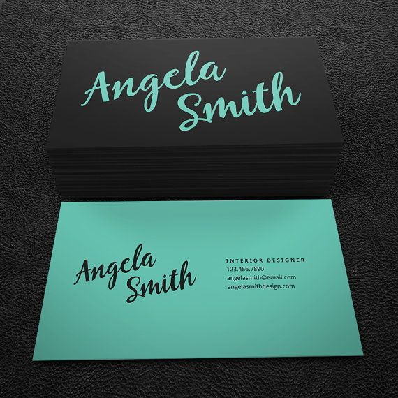 464 best business cards images on pinterest business card design premade business card design print ready by brandileadesigns reheart Choice Image