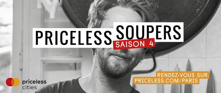 Le Fooding organise son Priceless Souper spécial Thanksgiving !