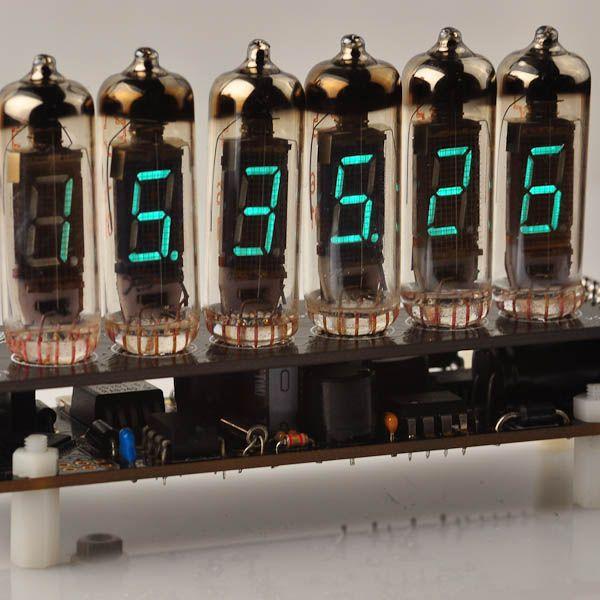 Iv numitron clock kit arduino pinterest allergies